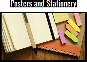 Posters And stationery